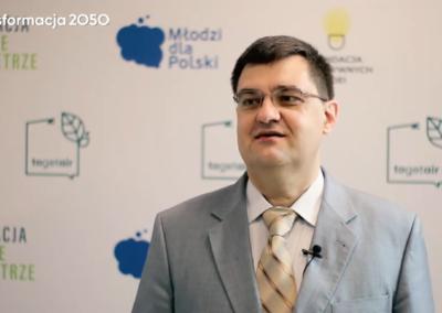 Marcin Popkiewicz: Ryzyko klimatyczne rośnie