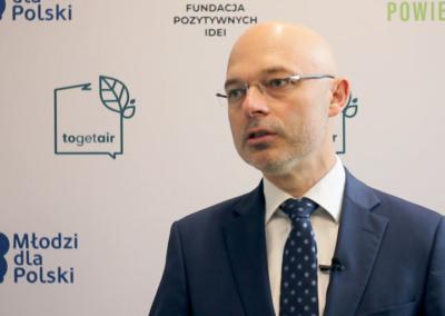 Michał Kurtyka – Finansowanie Transformacji