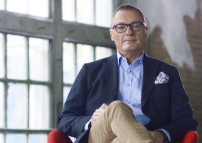 Frédéric Faroche zaprasza do rozmowy polskich dziennikarzy